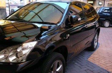 Toyota Harrier 2011 dijual cepat