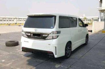 Jual Toyota Vellfire 2013 Automatic