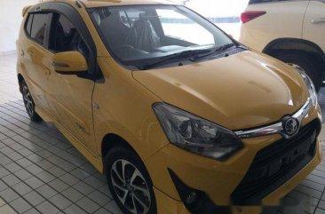 Toyota Agya 2019 dijual cepat