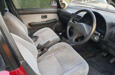 Toyota Starlet 1.3 SEG dijual cepat