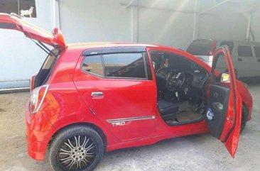 Toyota Agya 1.0 NA bebas kecelakaan