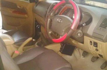 Jual Toyota Fortuner G harga baik
