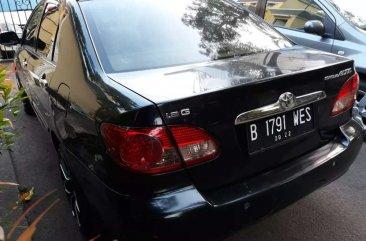 Jual Toyota Corolla Altis 2004, KM Rendah