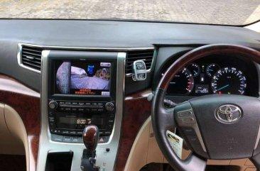 Butuh uang jual cepat Toyota Vellfire 2008