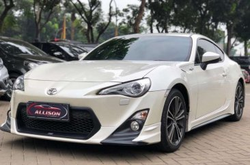 Jual Toyota 86 2012 Automatic