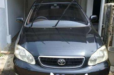 Butuh uang jual cepat Toyota Corolla Altis 2003