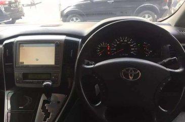 Toyota Alphard 2008 dijual cepat