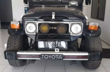 Toyota Hardtop 1980 bebas kecelakaan