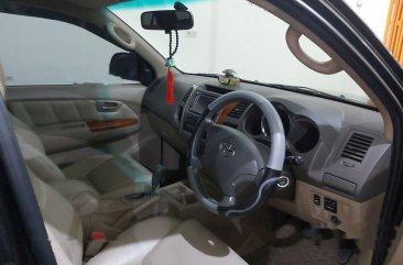 Toyota Fortuner 2011 bebas kecelakaan