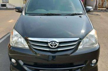 Toyota Avanza S bebas kecelakaan