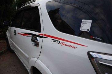 Jual Toyota Rush 2017 Manual
