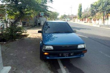 Toyota Starlet 1986 bebas kecelakaan