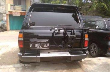 Jual Toyota Land Cruiser 1991, KM Rendah
