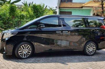 Jual Toyota Alphard 2000, KM Rendah