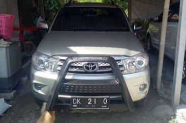 Toyota Fortuner 2007 bebas kecelakaan