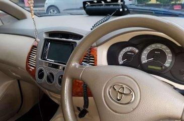 Jual Toyota Kijang Innova 2008 Automatic