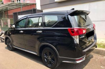 Toyota Venturer 2017 bebas kecelakaan