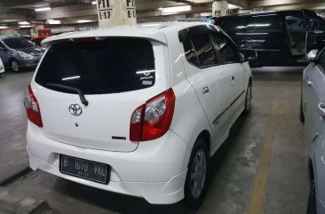 Jual Toyota Agya 2016, KM Rendah