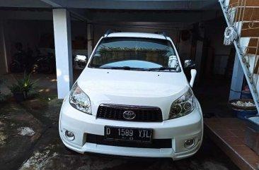 Jual Toyota Rush 2012 Automatic
