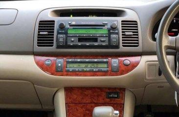 Toyota Camry G dijual cepat
