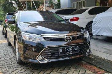 Toyota Camry 2018 bebas kecelakaan