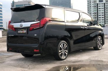 Jual Toyota Alphard 2019