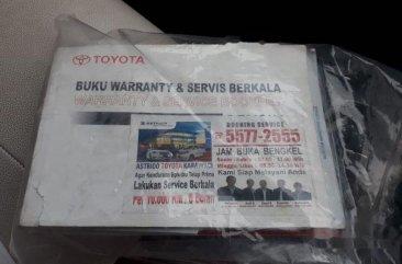 Toyota Kijang Innova V Luxury dijual cepat