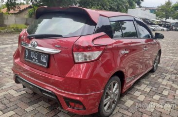 Jual Toyota Yaris 2016