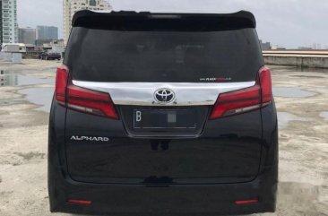 Jual Toyota Alphard 2018, KM Rendah