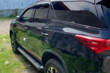 Toyota Fortuner VRZ dijual cepat