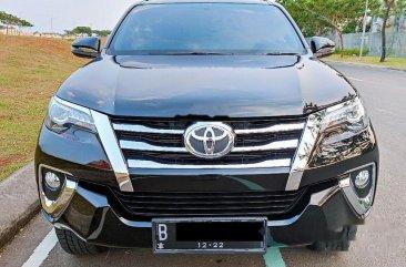 Toyota Fortuner 2017 dijual cepat