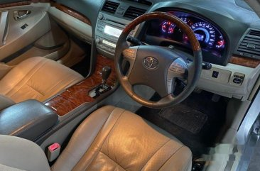 Toyota Camry V bebas kecelakaan