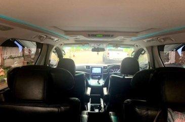 Jual Toyota Alphard 2013