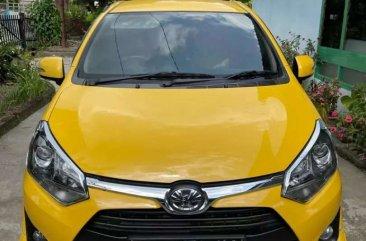 Butuh uang jual cepat Toyota Agya 2019