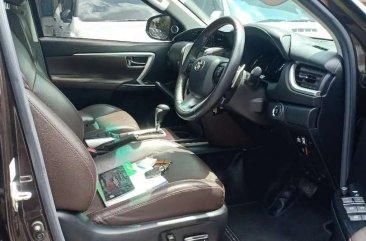 Toyota Fortuner VRZ bebas kecelakaan