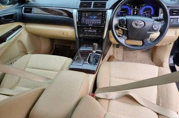 Jual Toyota Camry 2017, KM Rendah