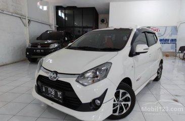 Jual Toyota Agya harga baik