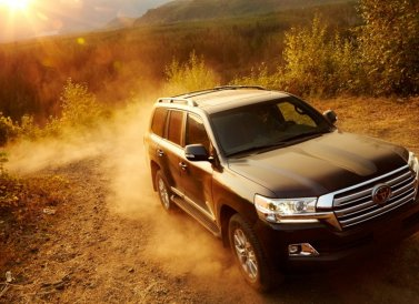 Daftar Harga Toyota Land Cruiser Terupdate