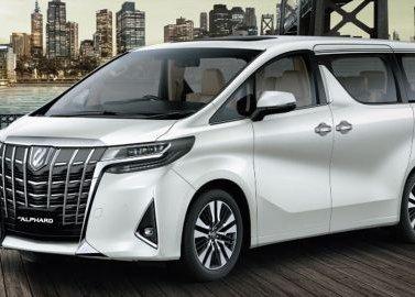 Daftar Harga Toyota Alphard September 2019