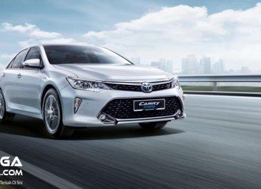 Daftar Harga Toyota Camry Terbaru