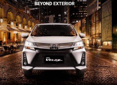 Daftar Harga Toyota Avanza Veloz 2019
