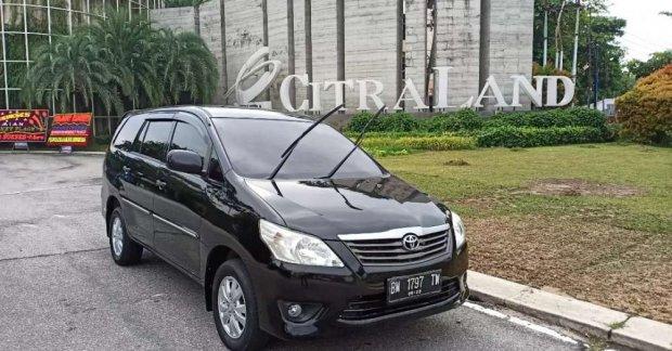 Jual Toyota Kijang Innova 2013 harga baik 764460